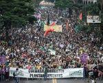 """""""Em dez anos de Marcha da Maconha não vimos avanço nas políticas públicas"""""""