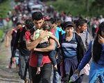 Com repressão, Trump tenta barrar migrantes