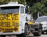A greve dos caminhoneiros e a constante pasmaceira da extrema esquerda