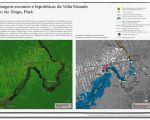 """A """"Área Diretamente Afetada"""" pelas obras do Belo Monte"""