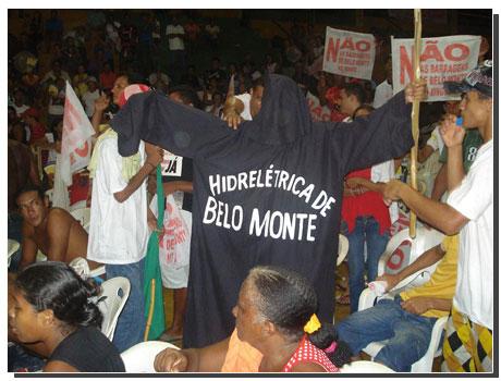 Belo Monte: a farsa das audiências públicas 2